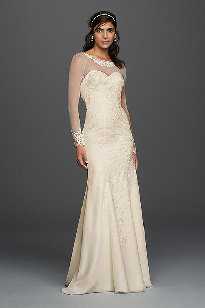 How to choose the perfect wedding dress for your body type for Best wedding dresses for petites