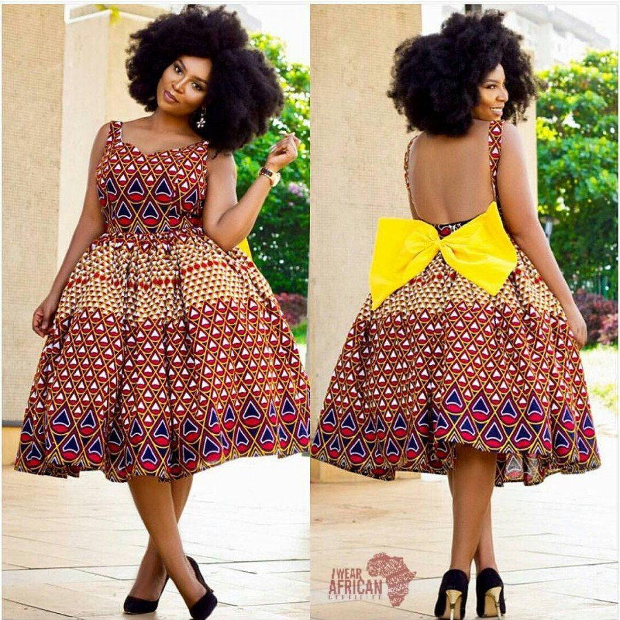 Top Inspiring Ankara Styles You Should Try Ifashy