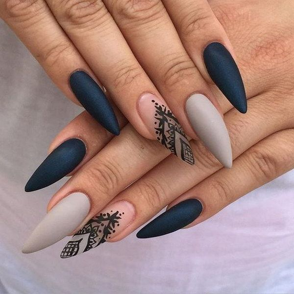 40 Beautiful Nails Polish And Art Designs For Women Ifashy