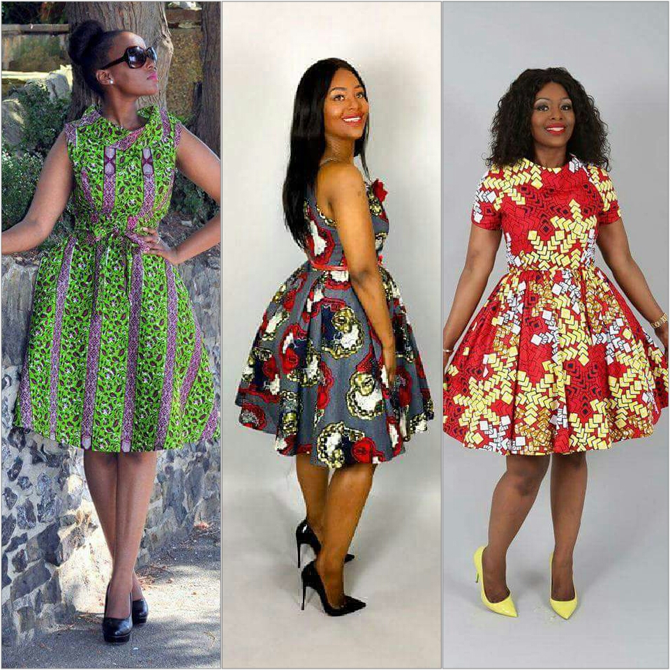 Latest Stylish Ankara Gowns for Fashionable Ladies - iFashy